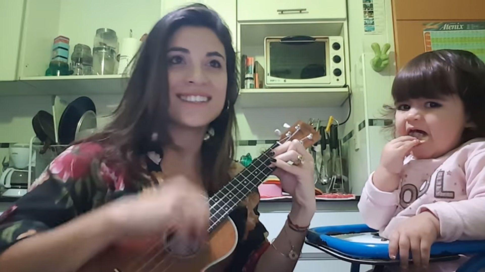 Una joven hizo su propia versión Ni Una Menos de Despacito