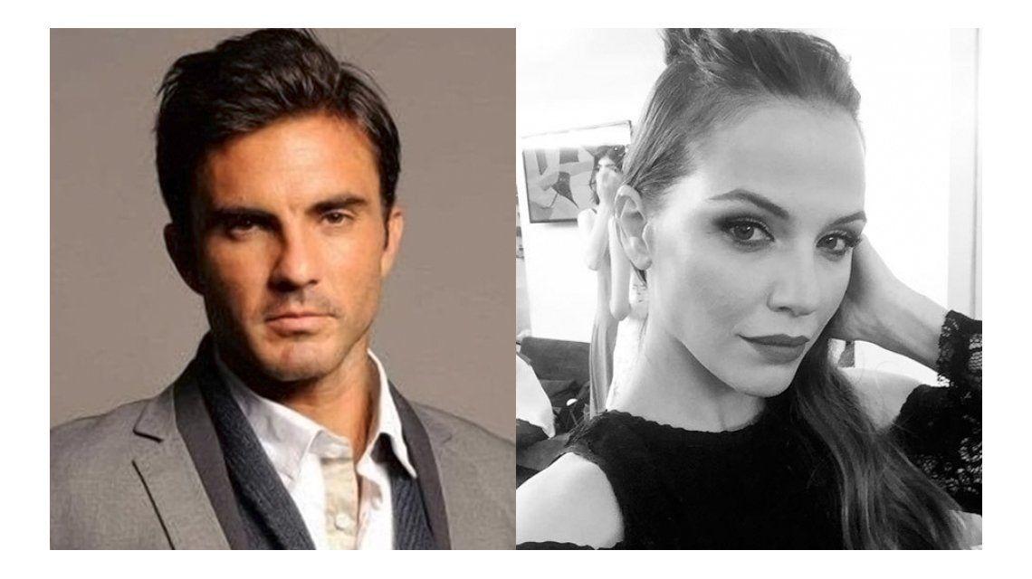 Fabian Cubero e Ivana Figueiras