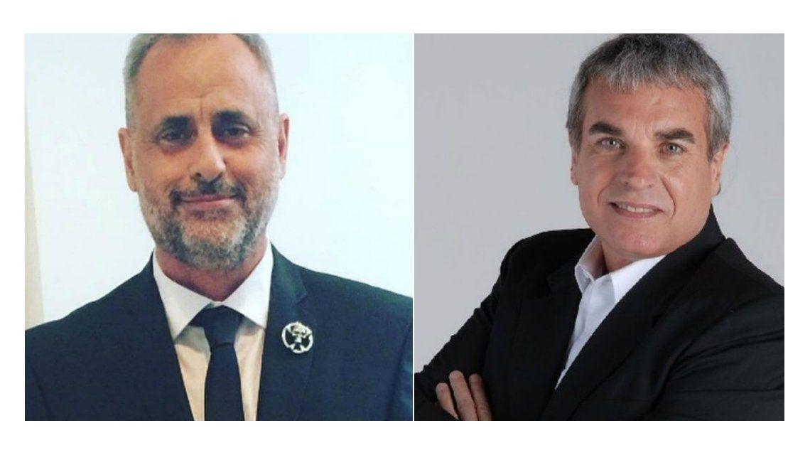 Rial y Monti se reconciliaron en vivo después de 20 años