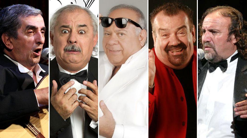 Cinco referentes del humor cordobés: El negro Alvarez