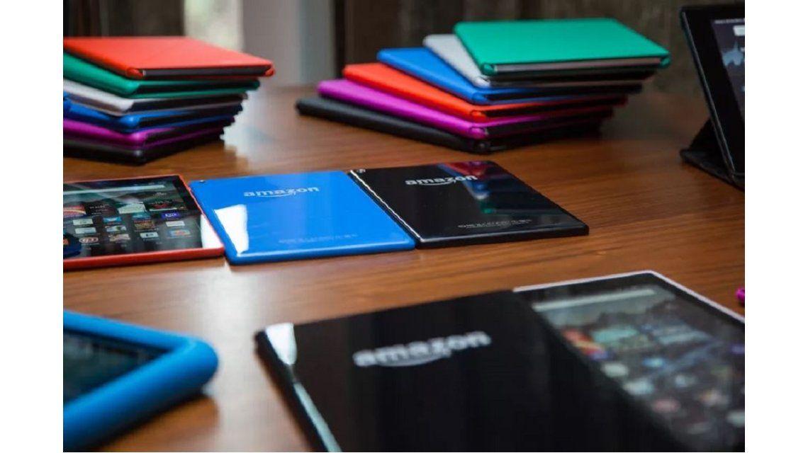 Las nuevas tablets de Amazon