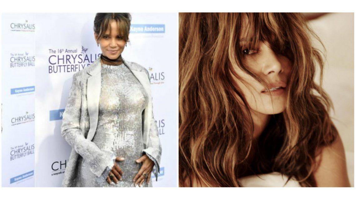Halle Berry negó los rumores de embarazo