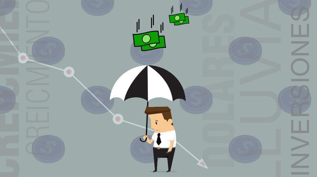 La lluvia que nunca llegó: en 2016, las inversiones cayeron a la mitad