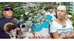 Claudia Villafñae le respondió a Diego Maradona por los departamentos de Miami