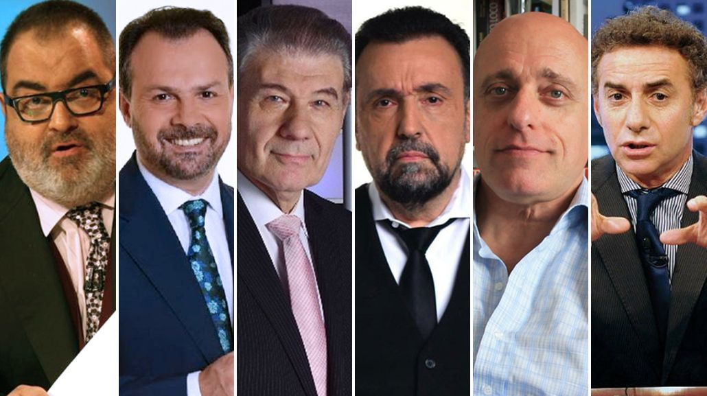 Encuesta: ¿quién es el mejor periodista de la Argentina?