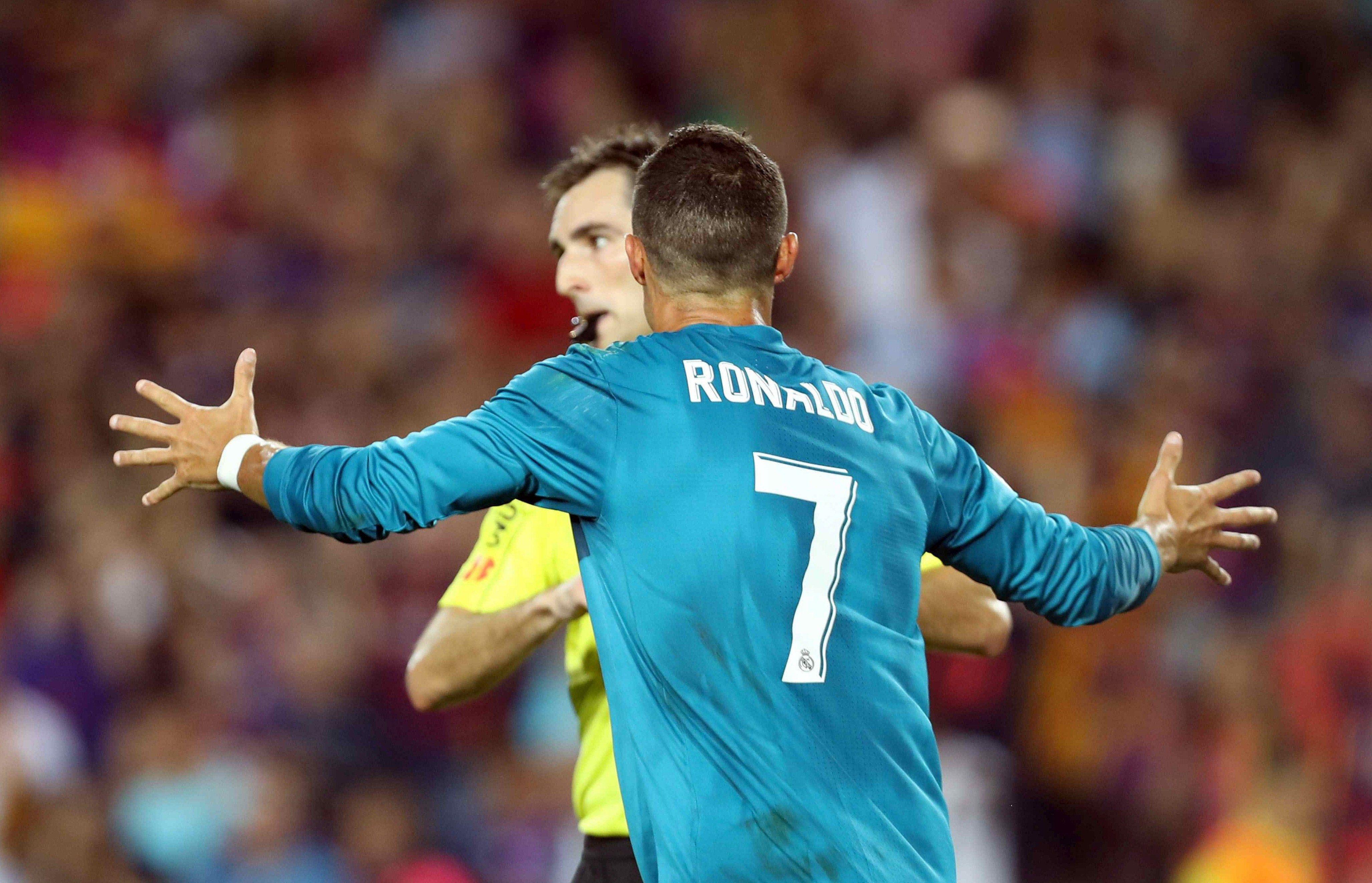 La desmedida protesta de Ronaldo le costó muy cara