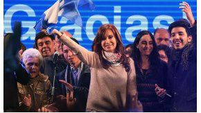 video: el error de un noticiero al leer a una falsa cfk
