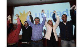 Festejo del Frente Justicialista en Santa Fe