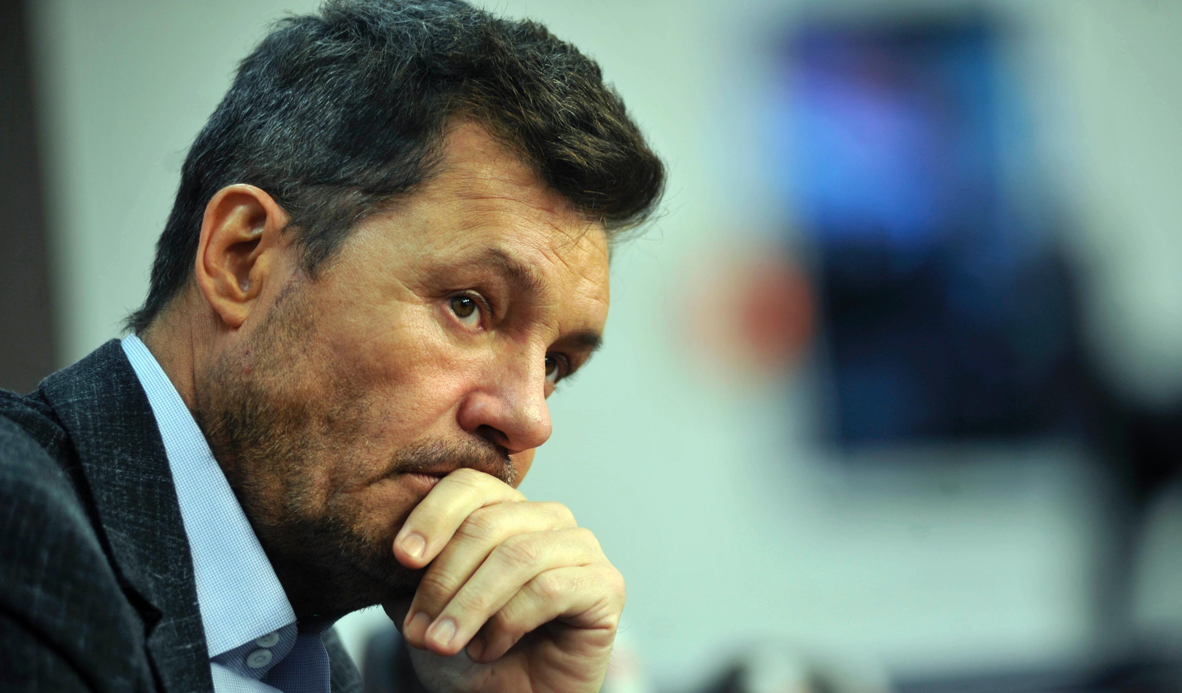 Marcelo Tinelli se enojó en Twitter por la demora del escrutinio