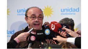 Leopoldo Moreau denunció que se detuvo la carga de datos