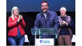 PASO 2017: Massa reconoció el triunfo de Cambiemos en Provincia