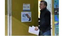 Denunciaron a Macri por presunta violación de la veda electoral