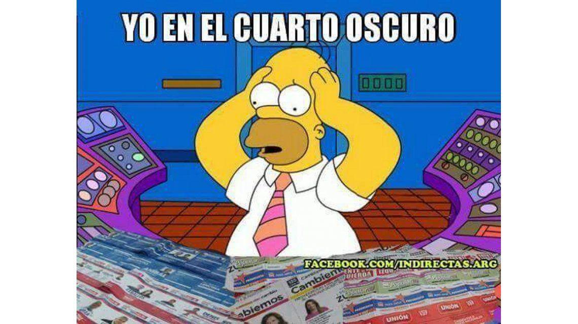 Elecciones PASO 2017: los mejores memes