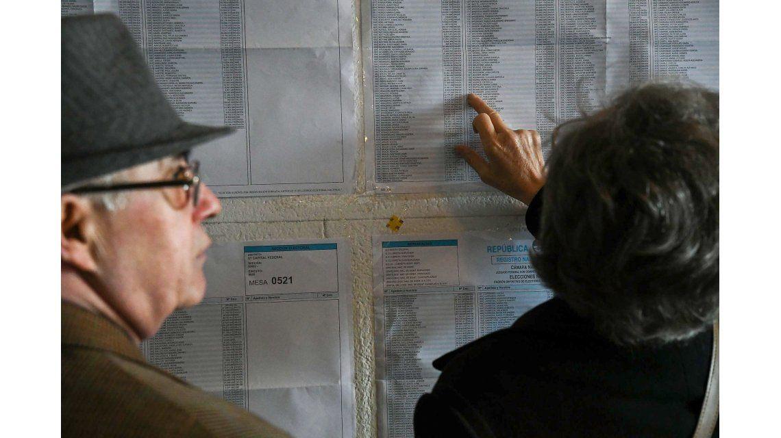 PASO 2017: más del 60% de las mesas porteñas abrieron tarde