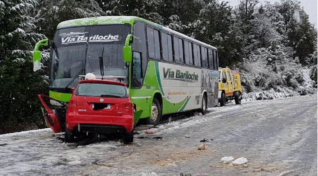 Un acompañante de Giallombardo explicó cómo fue el tremendo accidente