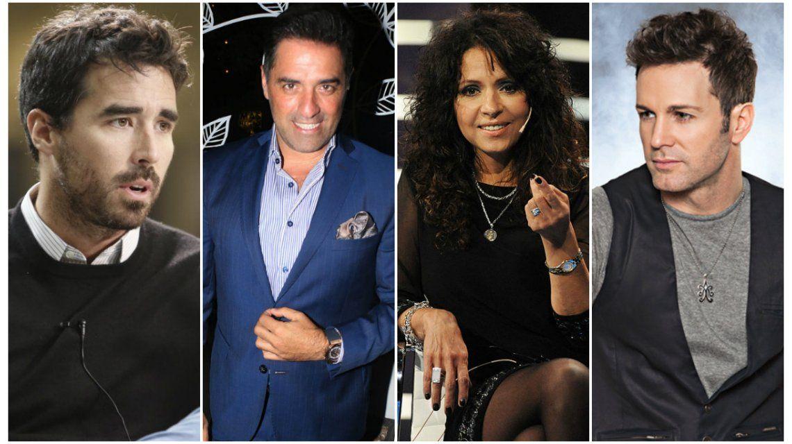 El voto de los famosos en las PASO