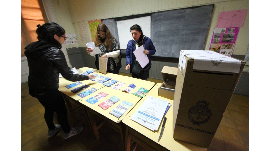 Los fiscales de Unidad Ciudadana realizaron la denuncia