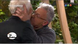 Romano le partió la boca a Andy