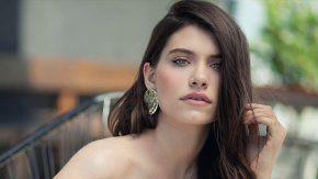 Eva De Dominici, muy sensual en su nueva campaña