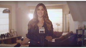 Jimena Barón en su videoclip de La tonta