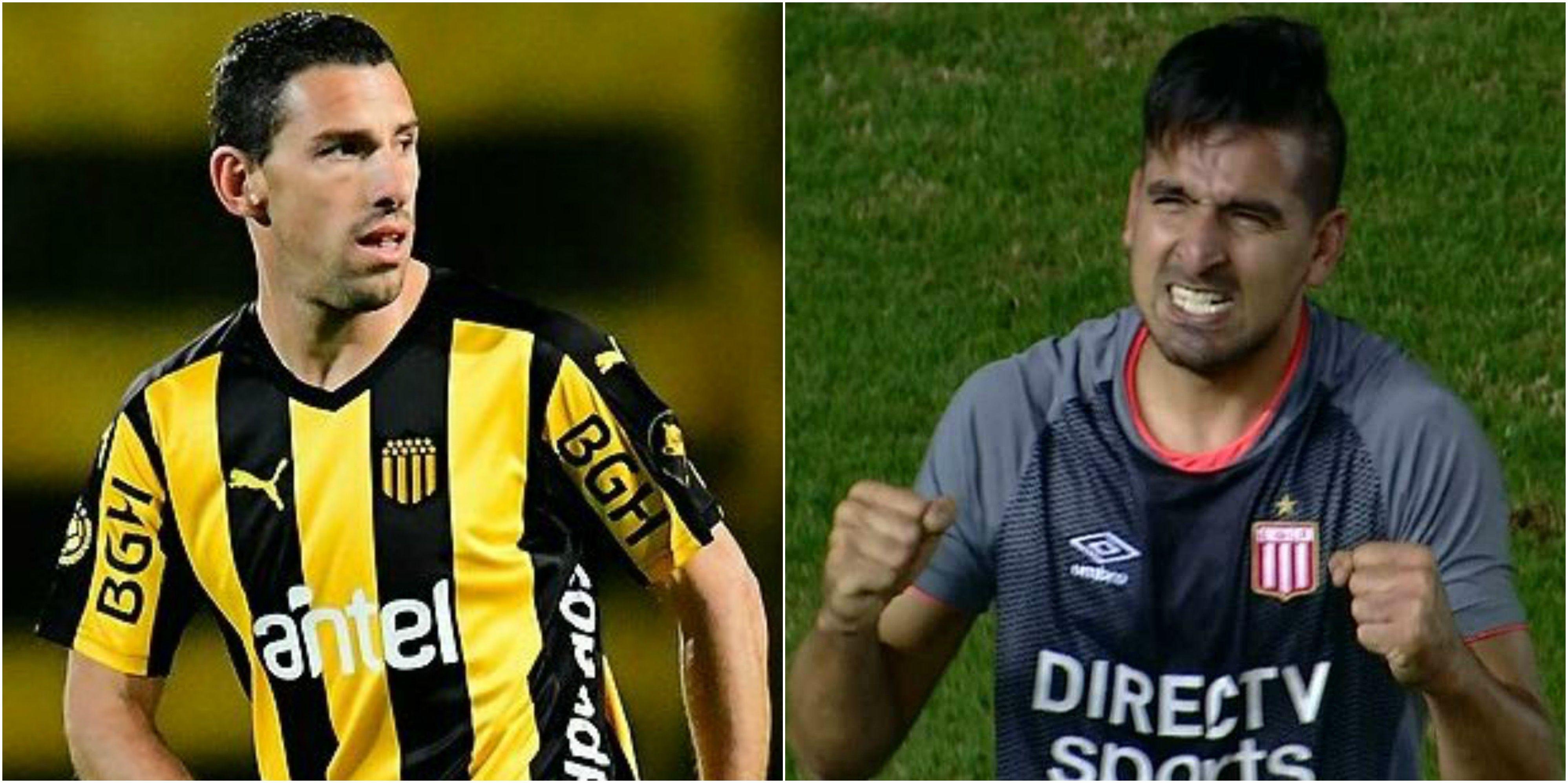 Maxi Rodríguez y Lucas Viatri se encontrarán en Peñarol