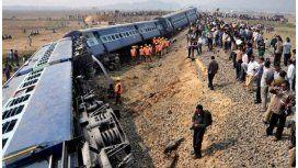 Al menos 36 muertos por un choque de trenes en Egipto: Crédito: theshillongtimes.com
