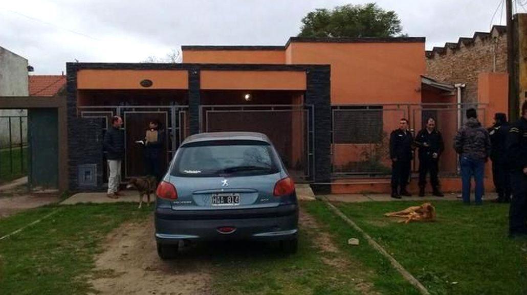 Las dos mujeres aparecieron degolladas en su casa de Brandsen