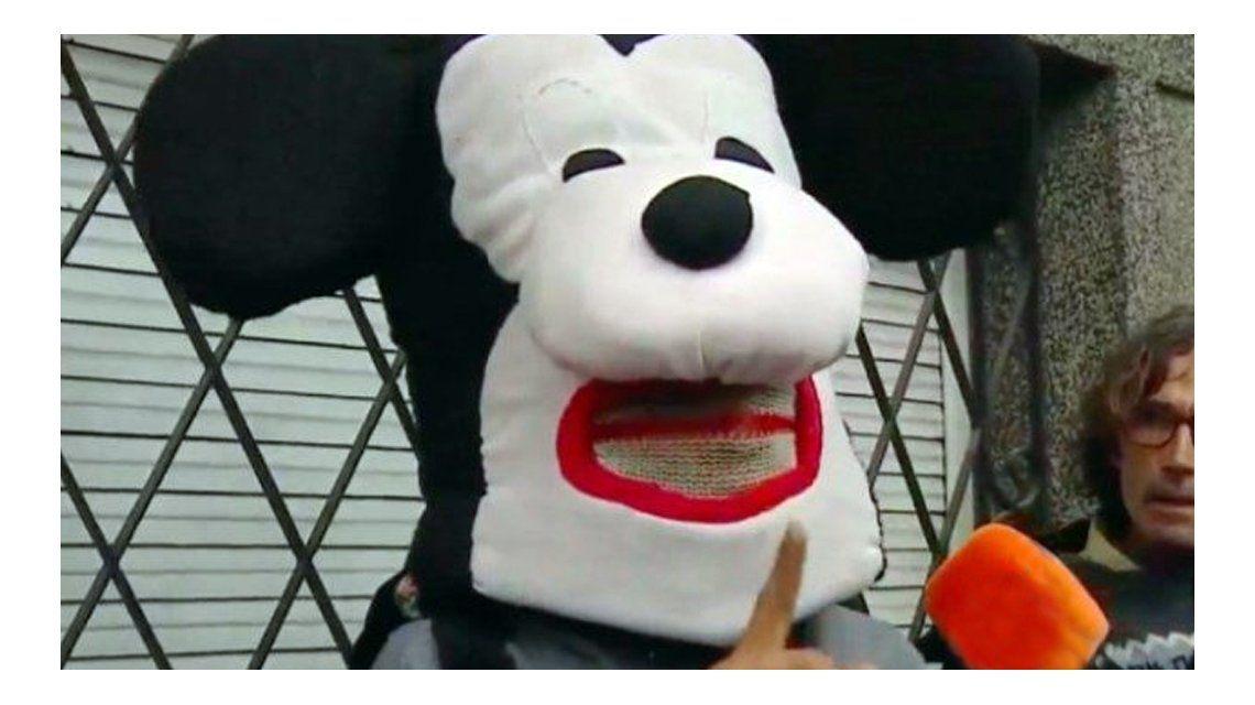 Habló Mickey, el presunto usurpador: Claudia se fue de mochilera