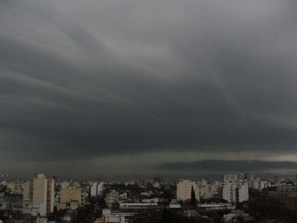 Alerta meteorológico para gran parte del país