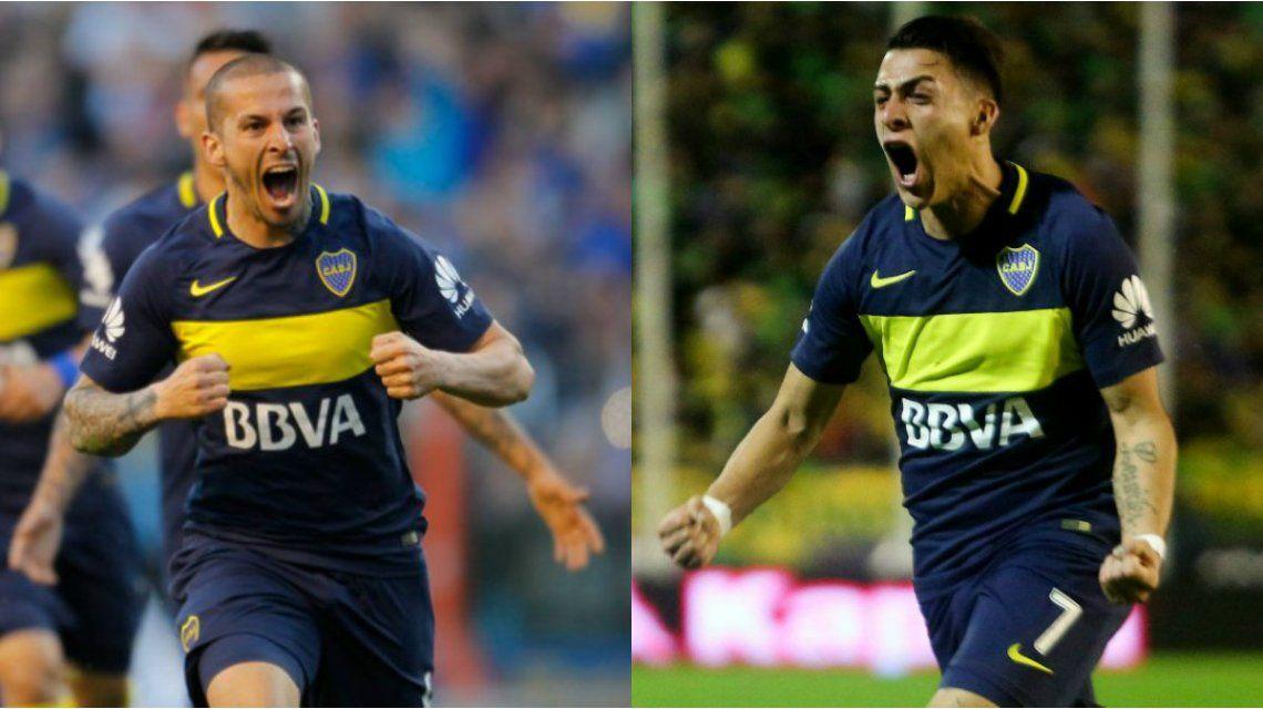 Benedetto y Pavón seguirán en Boca