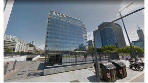 El edificio donde están las oficinas de INDRA
