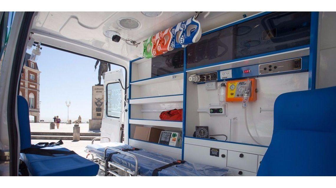 Crearon un servicio de emergencias con médicos truchos