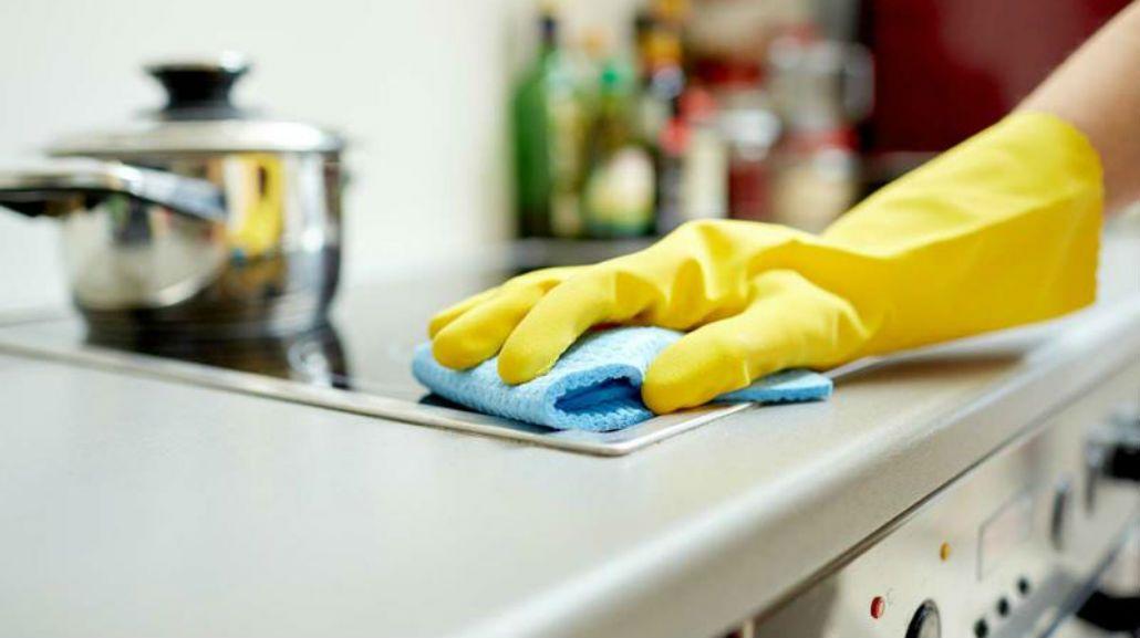 La empleada doméstica se llevó una caja fuerte y otras pertenencias