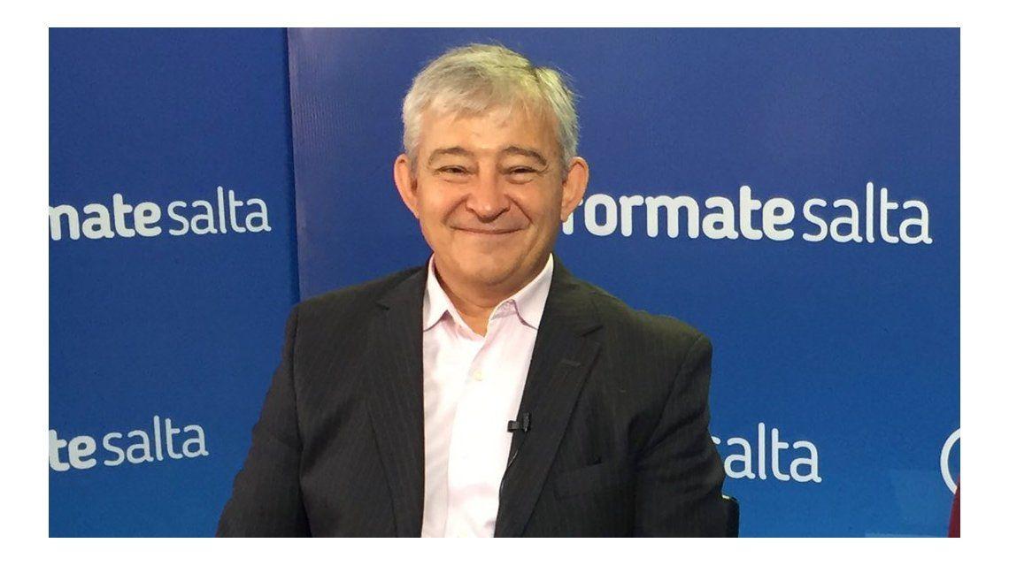 Martín Grande es precandidato por Cambiemos en Salta