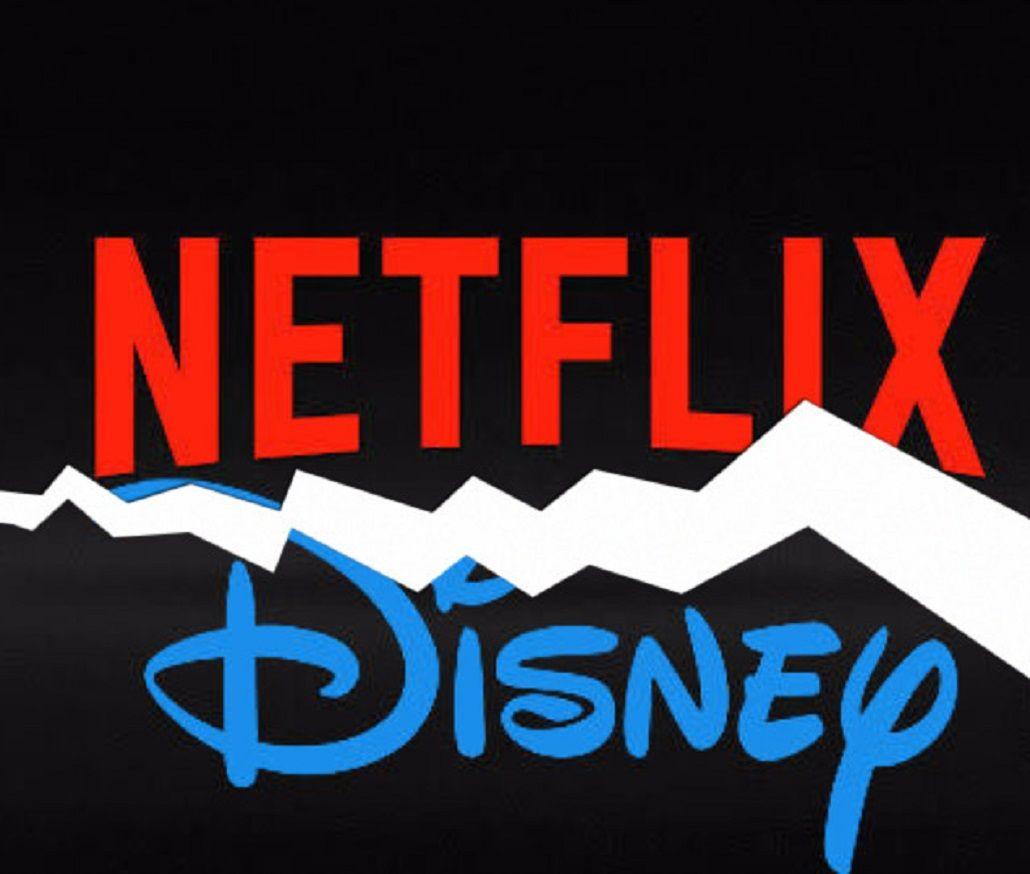Netflix rompió con Disney pero sólo en Estados Unidos