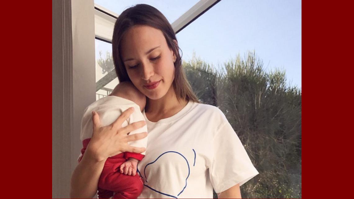 Camila Cavallo le dedicó un tierno mensaje en Instagram.