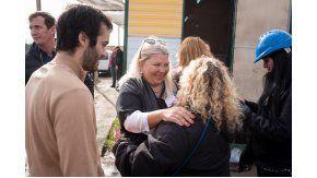 Carrió: Bastaría que no haya gobierno en Tierra del Fuego