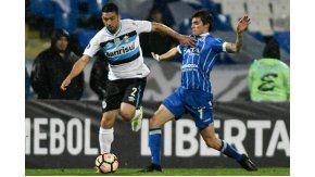 Gremio venció a Godoy Cruz en Mendoza