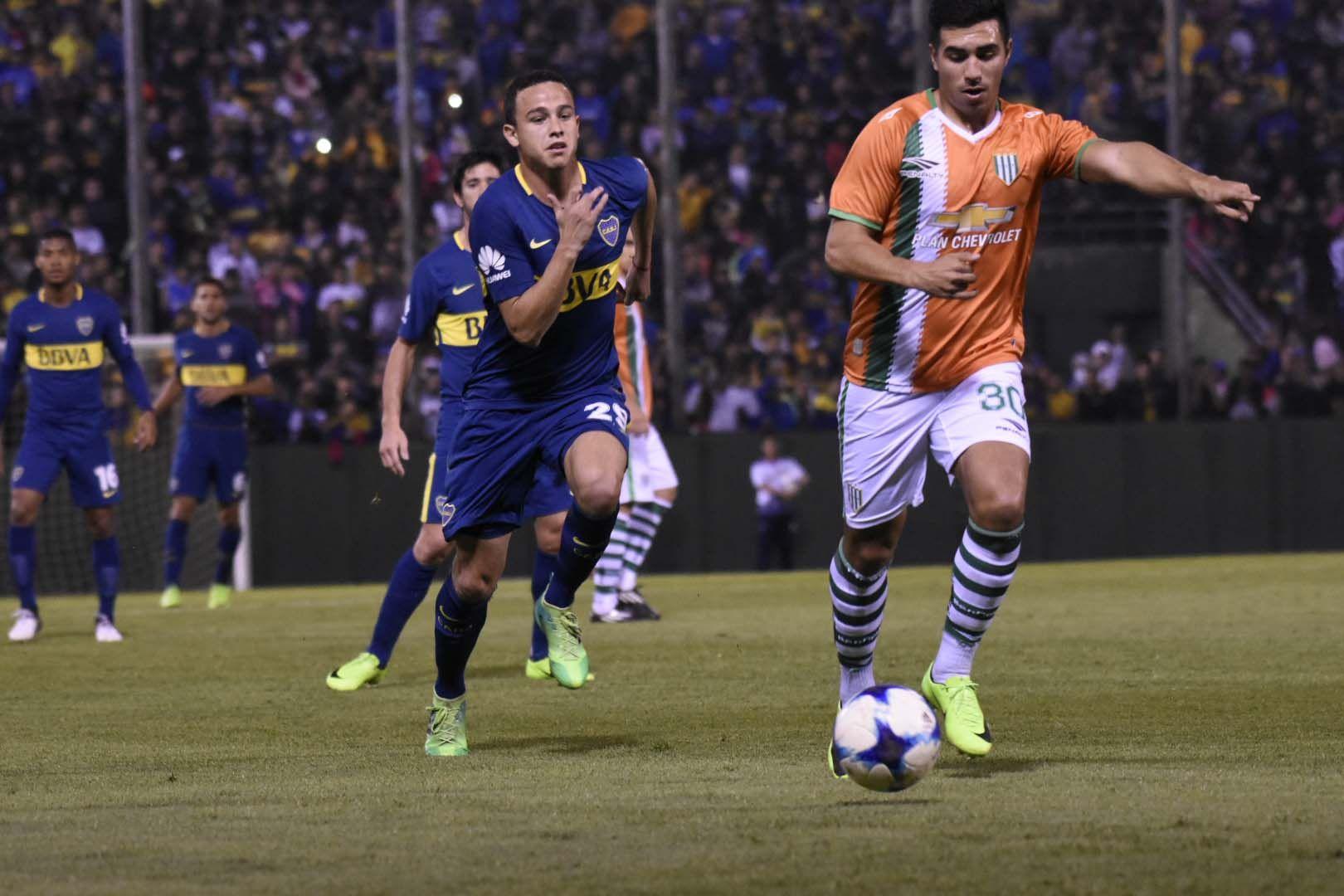 Boca igualó con Banfield y por penales se quedó con la Copa Ciudad de Salta