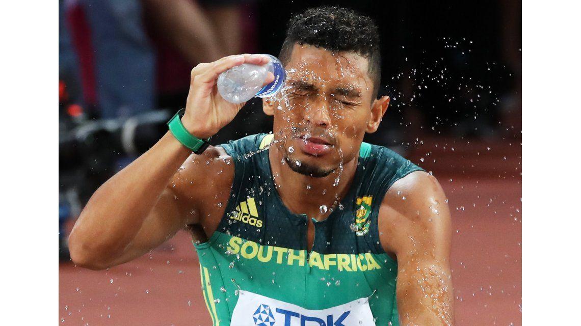 Varios atletas sufrieron complicaciones estomacales