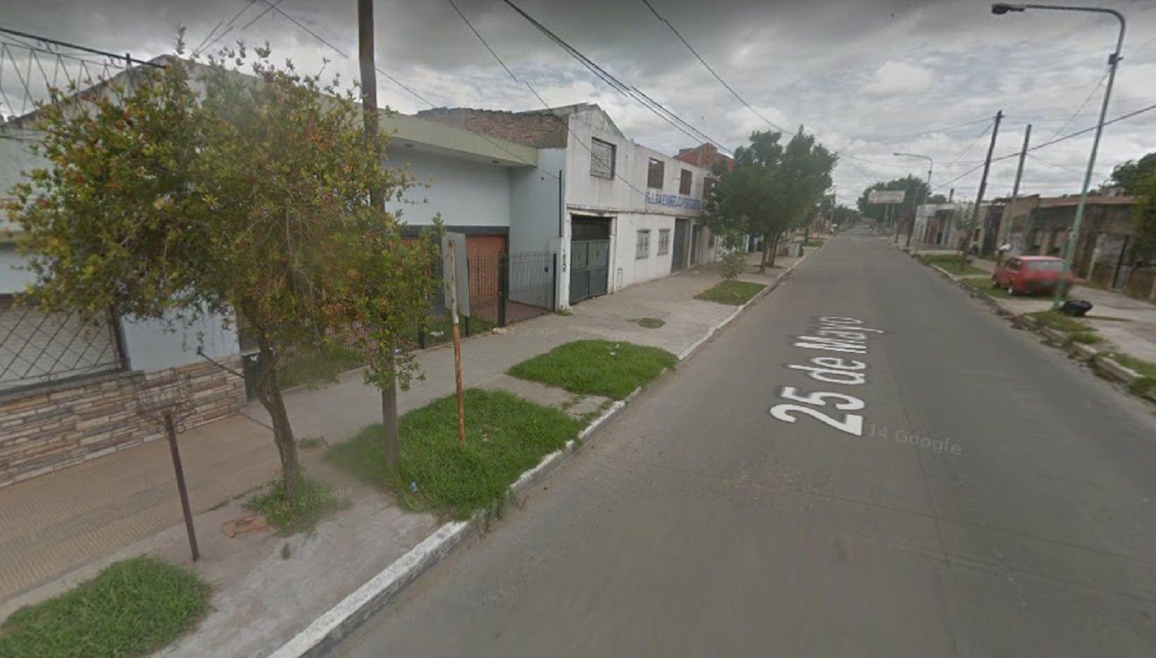 Una joven fue estrangulada en su casa en Merlo