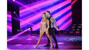 Laurita y Fede bailaron reggaetón al ritmo de Despacito