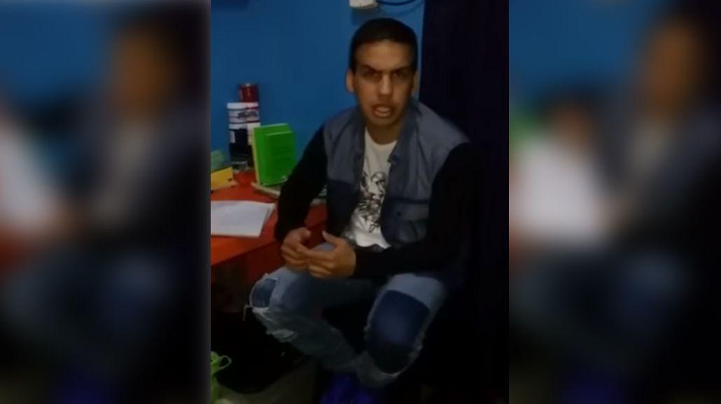 VIDEO: Así aprieta el líder de Los Monos a una jueza desde la cárcel