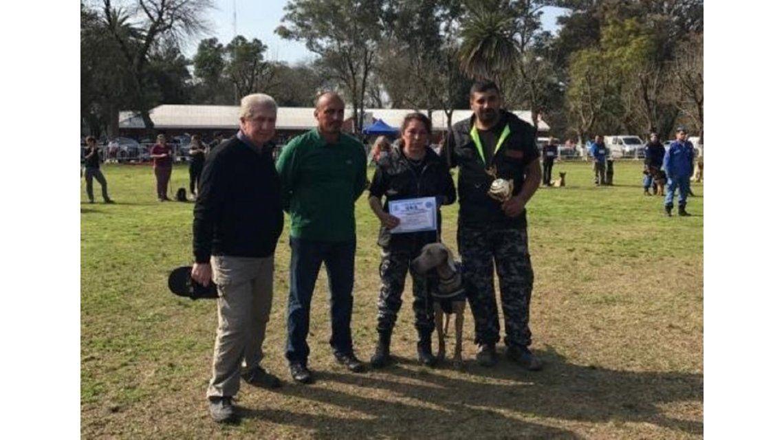 Un perro será clave en la investigación por el crimen de Anahí Benítez
