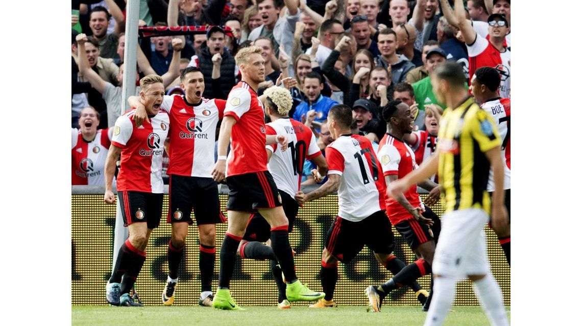 Feyenoord sufrió