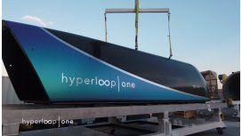 Hyperloop One, el tren de Elon Musk, podría llegar a la Argentina
