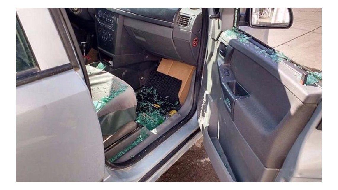Violento asalto a una embarazada que manejaba sola - Crédito:eltribuno.info