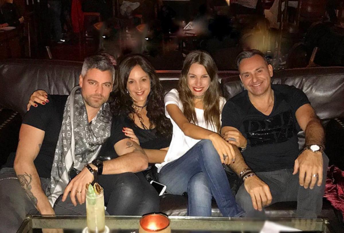 Las fotos de Pampita en medio de rumores de infidelidad de Pico Mónaco