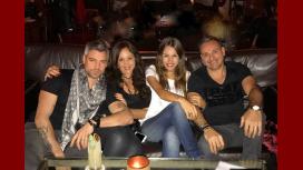 Las fotos de Pampita en medio de rumores de la infidelidad de Pico Mónaco