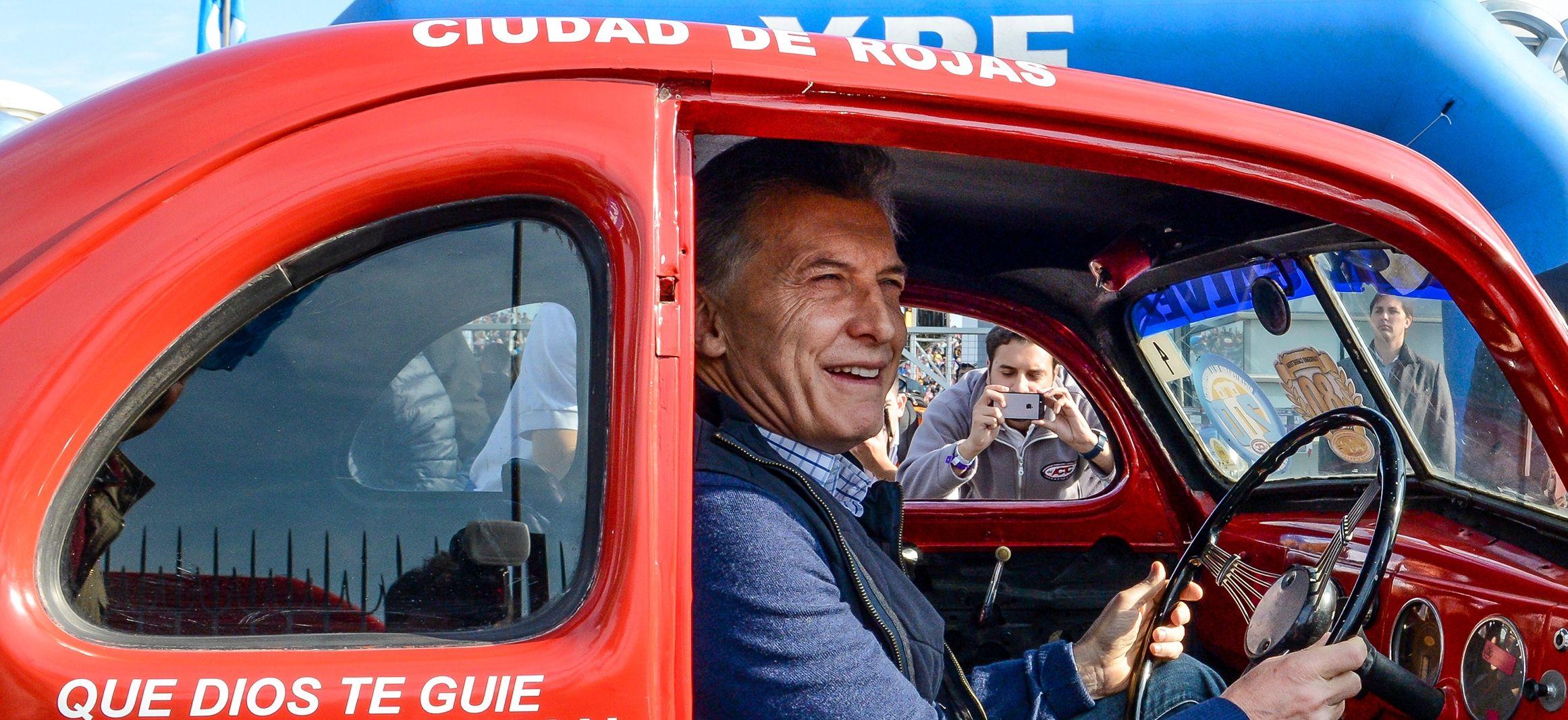 Macri pidió que Dios lo ilumine, de cara a las PASO del próximo domingo